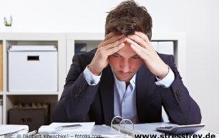 Zahlenstress im Büro